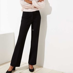 Ann Taylor Loft Trousers, Black Pants, Trousers